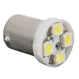 LED H6W Lamp PL-BA9S-4-1210